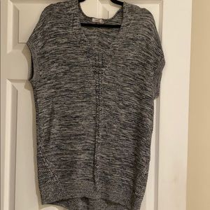 Vince maternity blouse/sweater